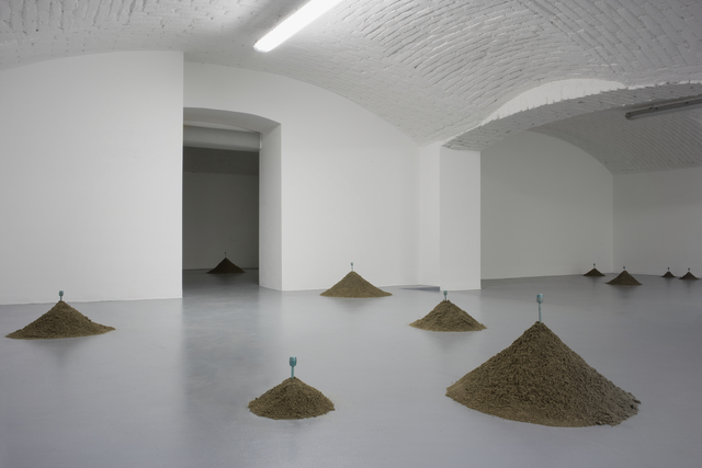 , 'Incubation place #3,' 1995/2018, Vistamare/Vistamarestudio