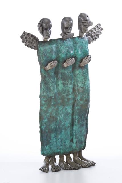 , 'Three sisters,' 2010, Maria Elena Kravetz