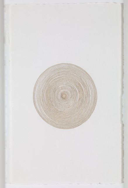 , 'INTO ONE Circle,' 2014, Aye Gallery