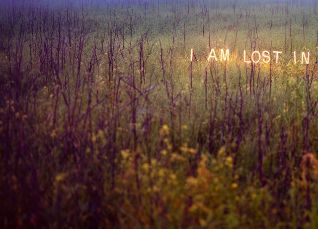 Jung Lee, 'I Am Lost In You', 2017, Photography, C-type Print, Diasec, CHRISTOPHE GUYE GALERIE