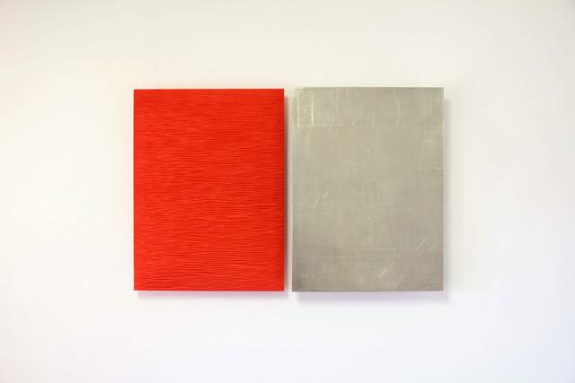 Masayuki Tsubota, 'the wall of self_vstfw1', 2013, Gallery LVS