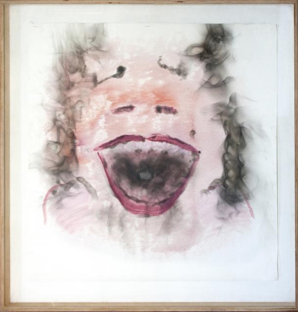 "Jonas Gasiūnas, 'Drawing from series ""Tablet""', 2017, Meno parkas"