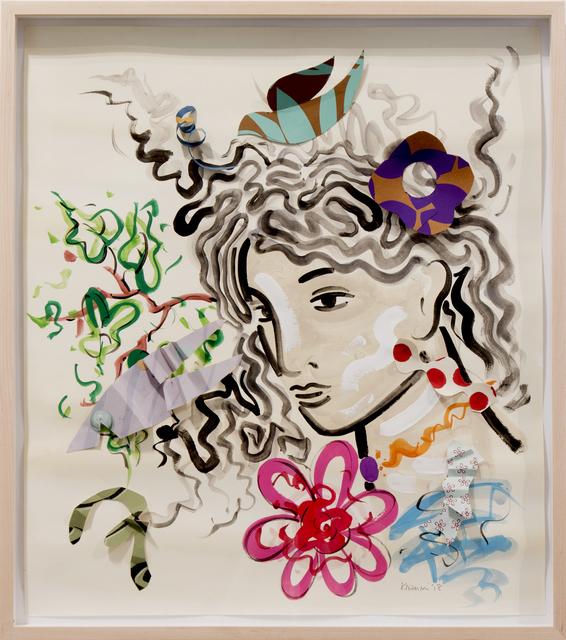 , 'Erato,' 2018, Cheryl Hazan Gallery