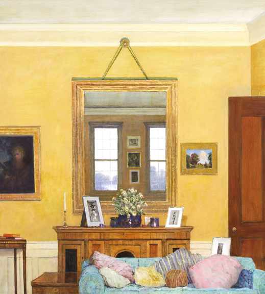 , 'A Drawing Room on Skye,' 2016, Quidley & Company