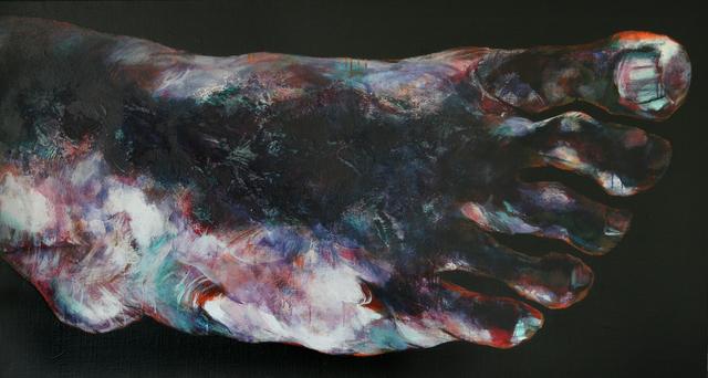 , 'Feet,' 2012, International Modern Art Gallery