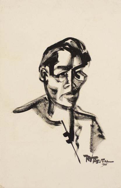 , 'Retrato,' 1955, Galería Nudo