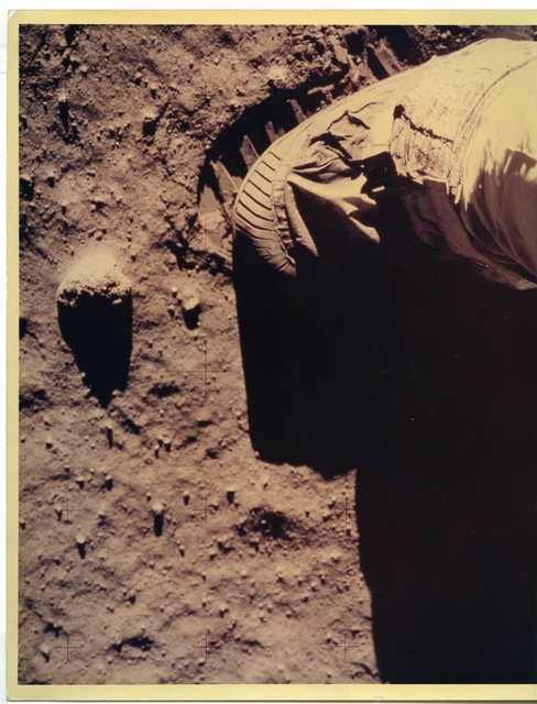 , 'Astronaut Footprint on Moon ,' 1969, Ricco/Maresca Gallery
