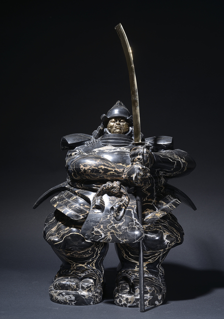Matteo Pugliese, 'Samurai Guardian VIII ', 2018, Kwai Fung Hin
