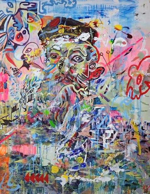 Henri Lamy, 'Le Messenger (The Messenger)', 2019, Culturement