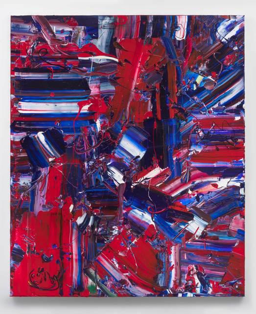 Michael Reafsnyder, 'Red Baron', 2018, Galerie de Bellefeuille