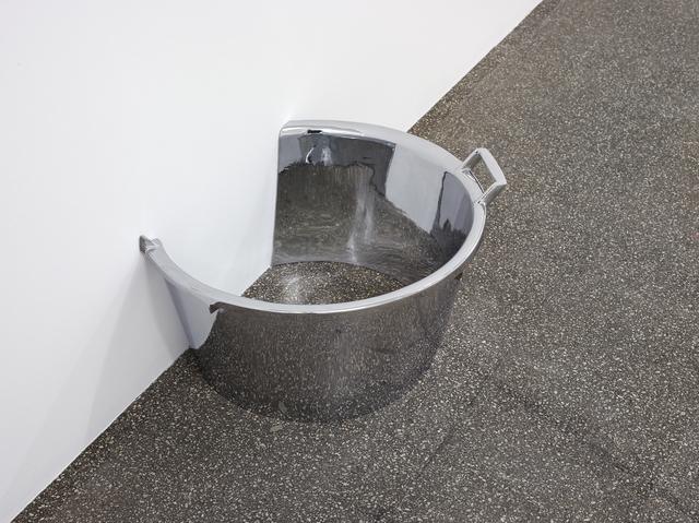 , 'Fisima 0 (detail),' 2016, Galleria Zero