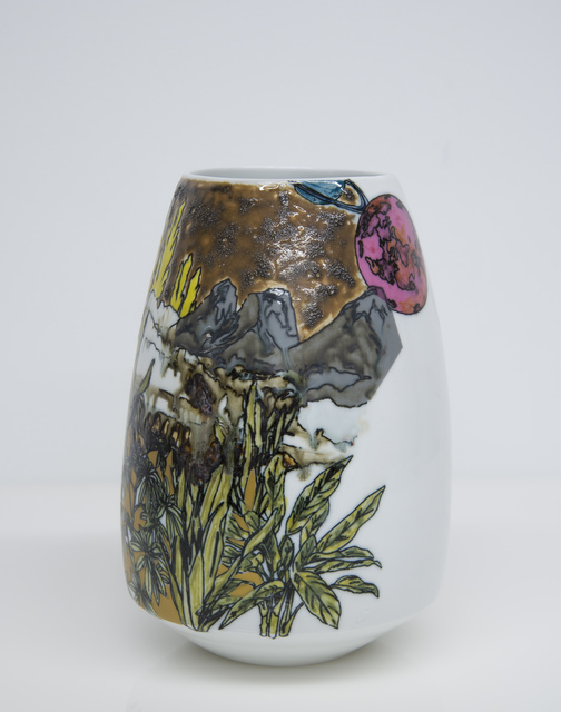 , 'Apocalyptic Space Vase,' 2016, Visions West Contemporary