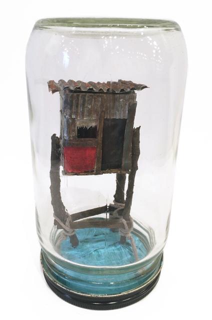 , 'Water Wolrd no. 4 (jarred),' 2020, BoxHeart