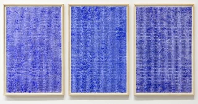 , 'Momi Triptych 1989,' 1989, DENK Gallery