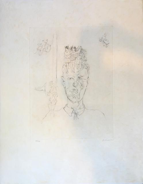 , 'Gedanken (Ed. 62 of 100),' 1960, Han Art