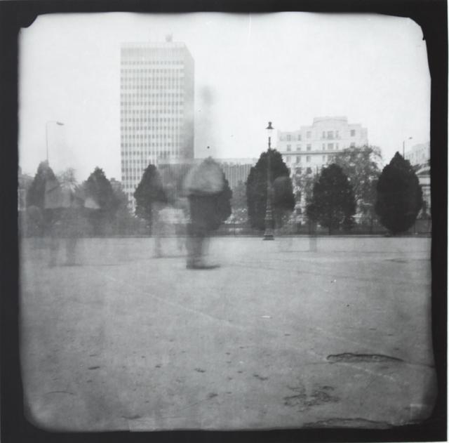 Katja Liebmann, 'London 1 (Hyde Park)', 1997, Photography, Pinhole camera, gelatin silver print, HackelBury Fine Art