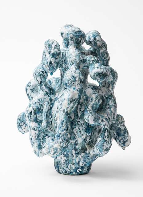 , 'Horror Vacui (Pale Blue/White),' 2014, Jason Jacques Gallery