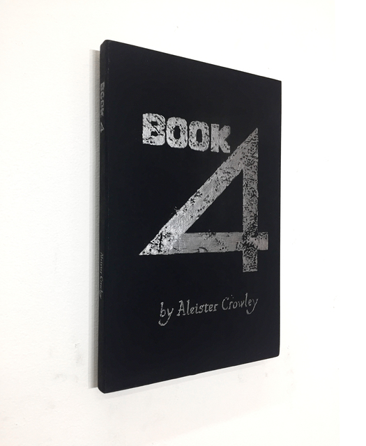 , 'BOOK 4,' 2017, Eleanor Harwood Gallery