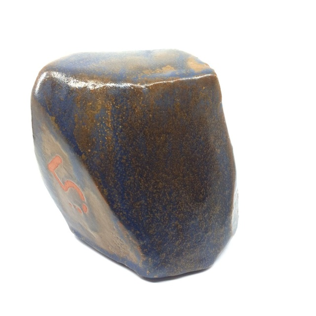 Anna Sew Hoy, 'Magic Rattle Rock (Storm)', 2018, Sculpture, Glazed ceramic, MOCA