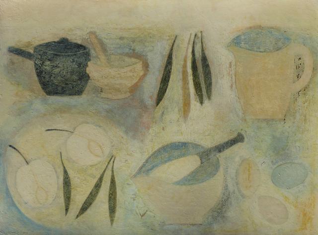, 'Cornish Kitchen,' 2018, Thackeray Gallery