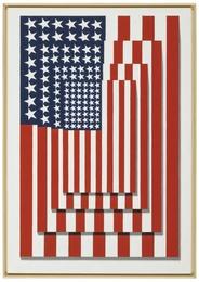 Four Flags, Vertical, #2