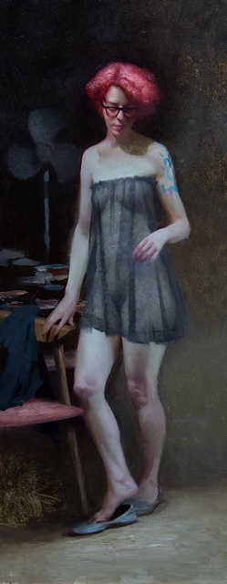 ", '""Demure"",' 2018, Maxwell Alexander Gallery"