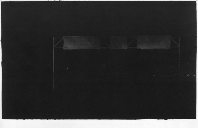 , 'Turnoff, Holyoke, Massachusetts (from 100 Views Along the Road),' 1983, Bruce Silverstein Gallery
