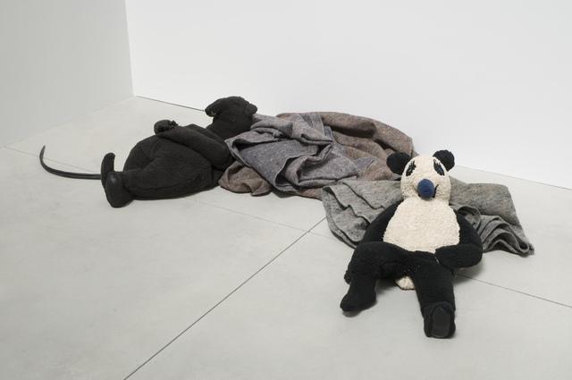 , 'Rat and Bear (Sleeping),' 2008, Guggenheim Museum