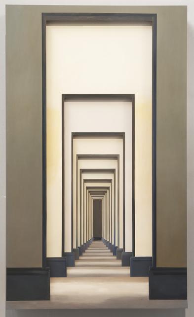 , 'Passage No.8,' 2012, ShanghART
