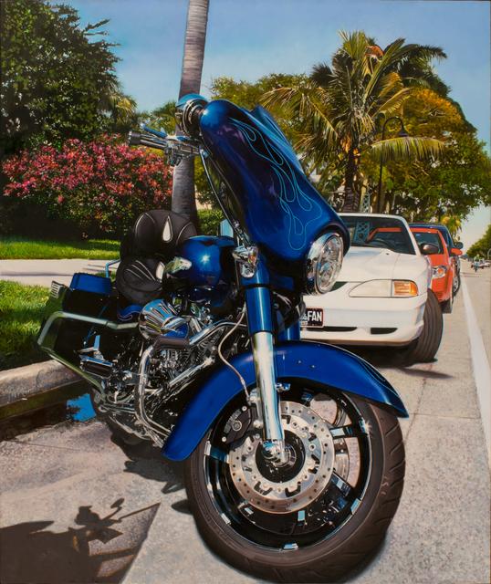 , 'Screamin' Eagle Harley, Naples, FL,' 2015, Louis K. Meisel Gallery