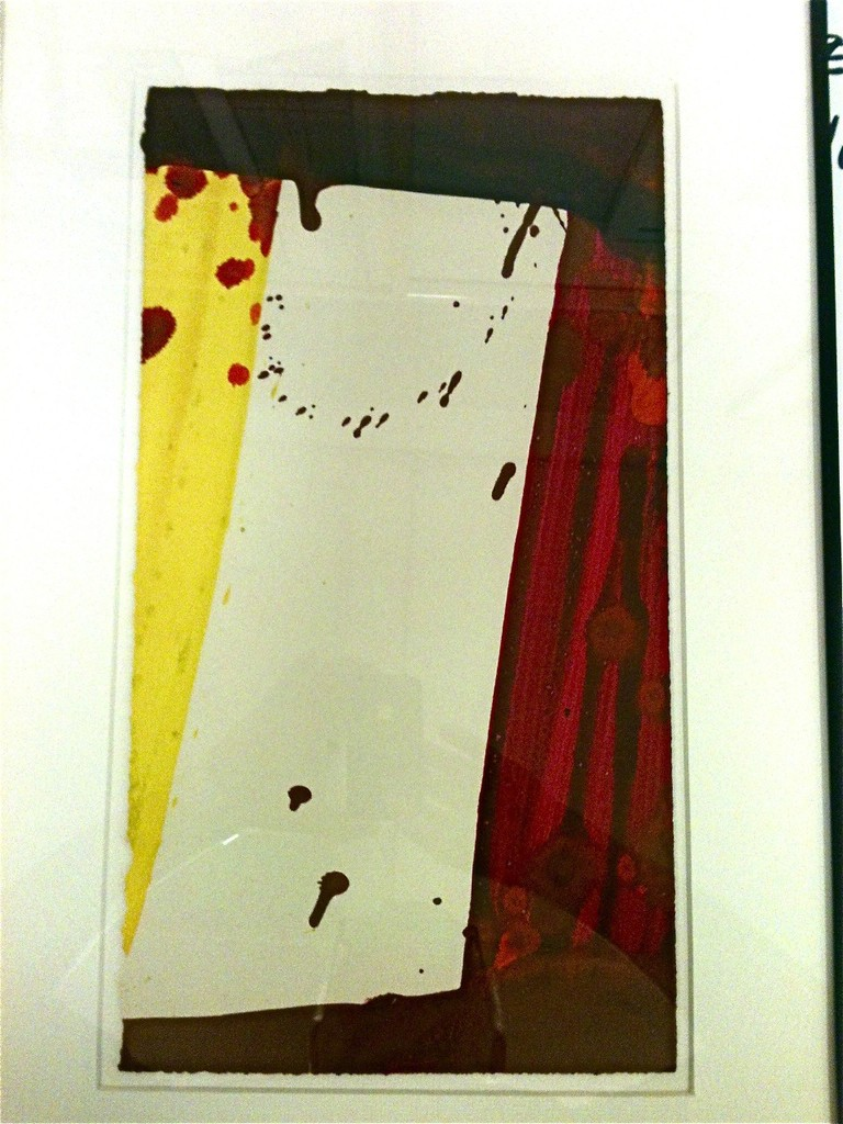 Https Artwork Sam Francis Untitled 197 Rodeo Skirt Fellie In Maroon Larger