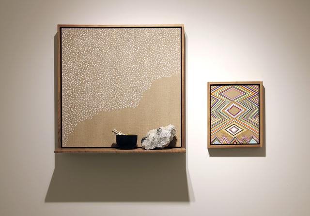 , 'Meditation Altar,' 2017, Lisa Sette Gallery