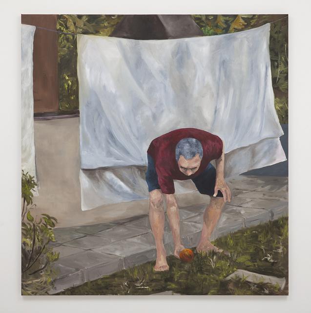 , 'Varal e laranja,' 2014, Galeria Millan