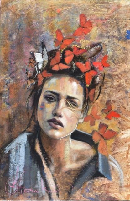 , 'Butterflies,' 2018, Smelik & Stokking Galleries
