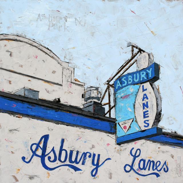 """, '""""Asbury Lanes"""",' 2015-2016, Parlor Gallery"""