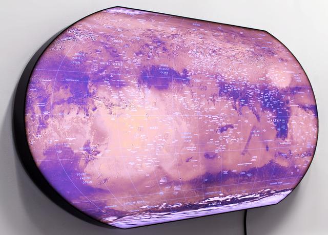 , 'Earth,' 2012, Galerie Huit