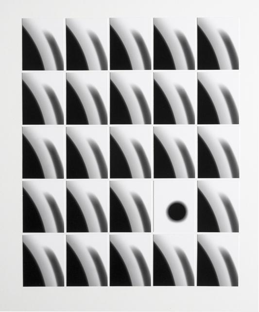 , 'Grid 20,' 2018, Kopeikin Gallery