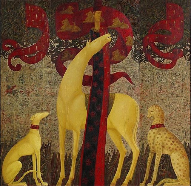 , 'Heraldry,' 2012, Andakulova Gallery
