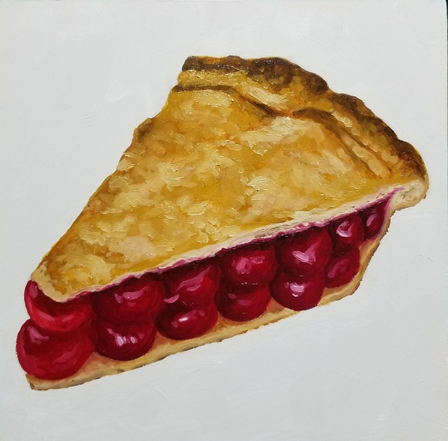 A.J. Fries, 'Damn Fine Cherry Pie', 2018, Benjaman Gallery Group