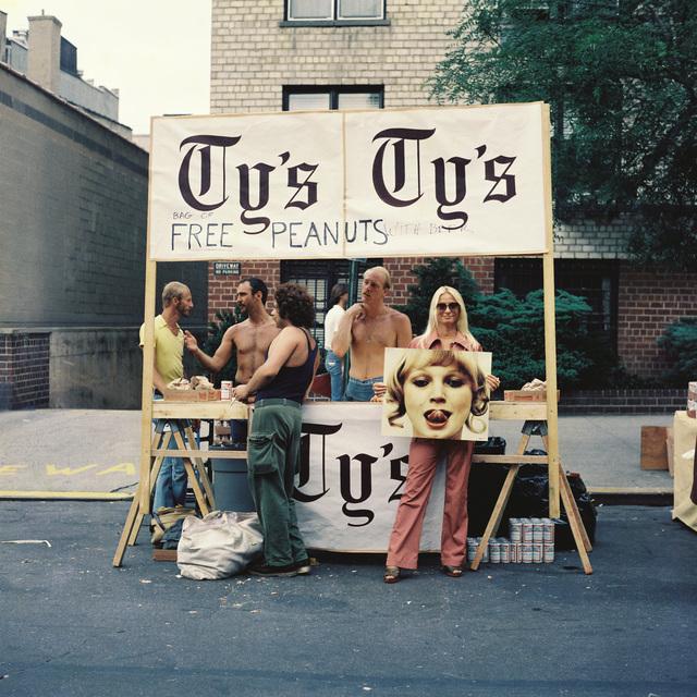 , 'Natalia LL Natalia LL at LGBT Demonstration in New York,' 1977, lokal_30
