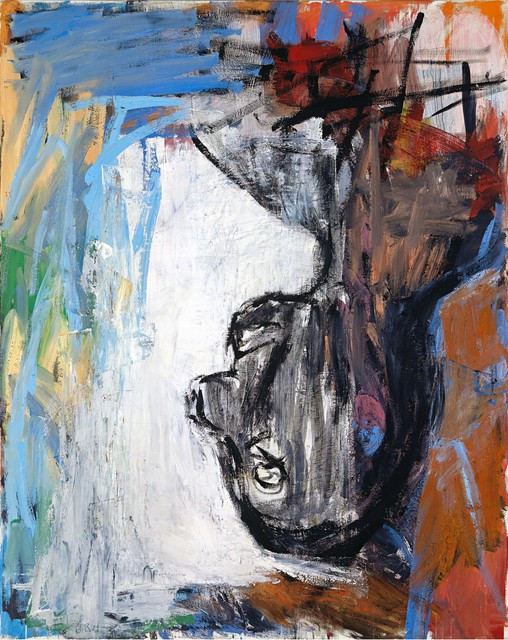 , 'Der Italiener,' 1981, Gagosian