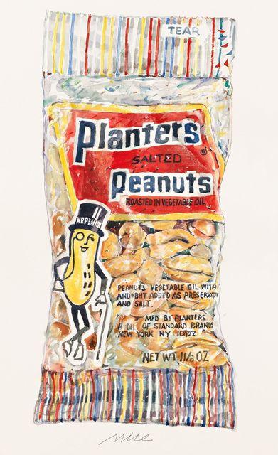 , 'Planters Peanuts,' 2015, Pace Prints