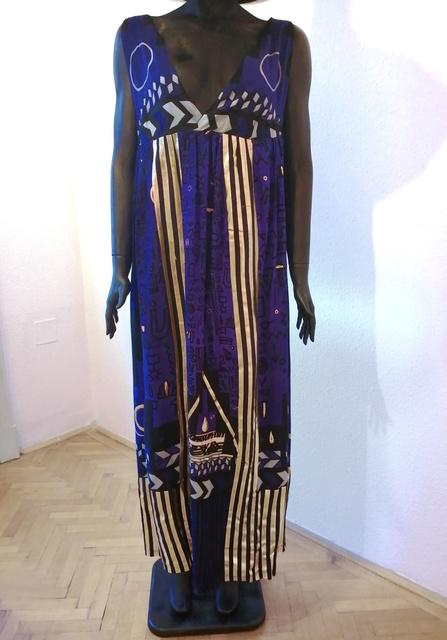 Grace Ndiritu, 'Holy Mountain - Egyptian Dress', 2015, Inda Gallery