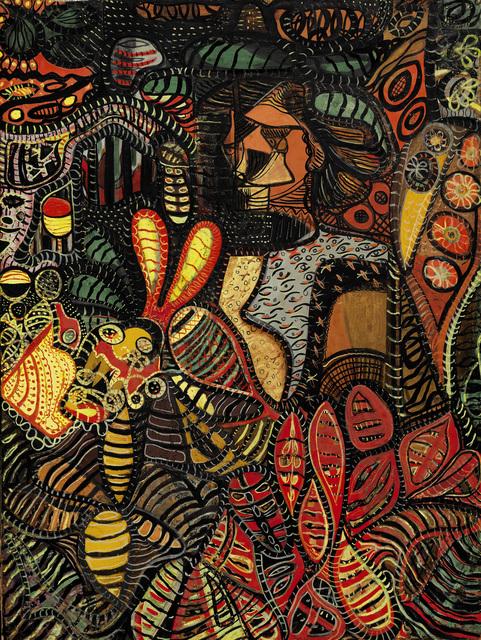 , 'El Jardin,' 1943, Gary Nader