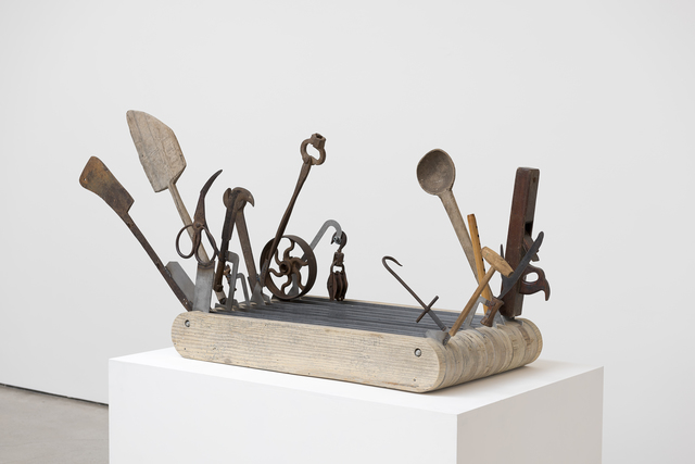 , 'Swiss Army Knife XV,' 2015, Galeria Luisa Strina