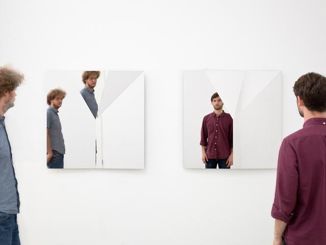 , 'Fold II,' 2014, KÖNIG GALERIE