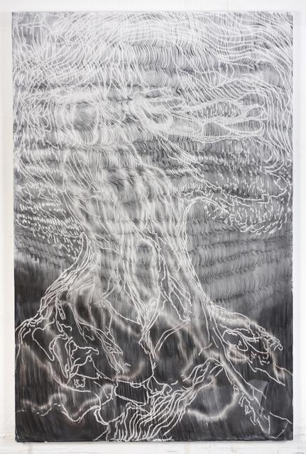 , 'Stricher (5),' 2017, Galerie Krinzinger