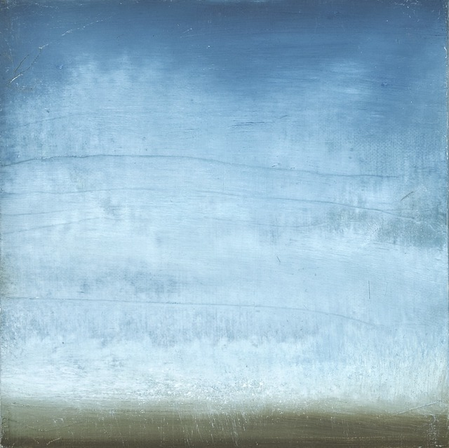 , 'Summer Clouds I,' 2014, Seager Gray Gallery