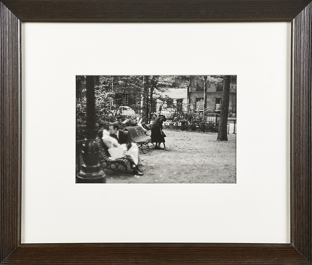 Bruce Davidson, 'The Window of Montmartre', 1956, Rago/Wright