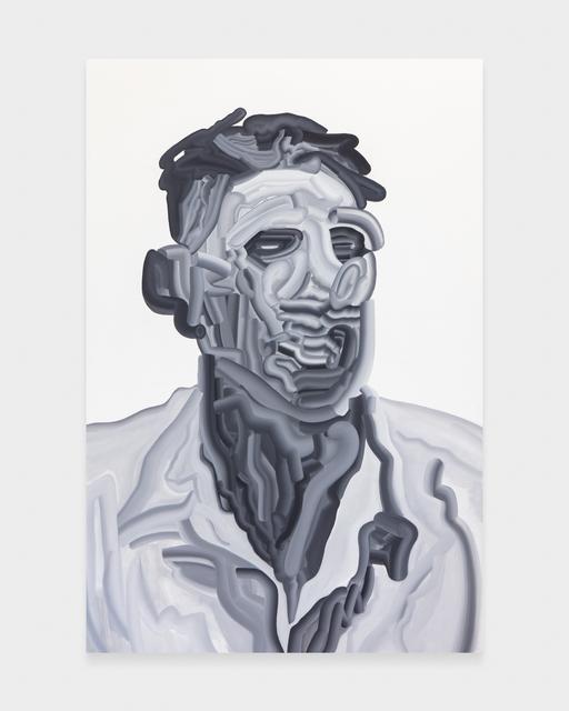 , 'Portrait 5,' 2018, MadeIn Gallery